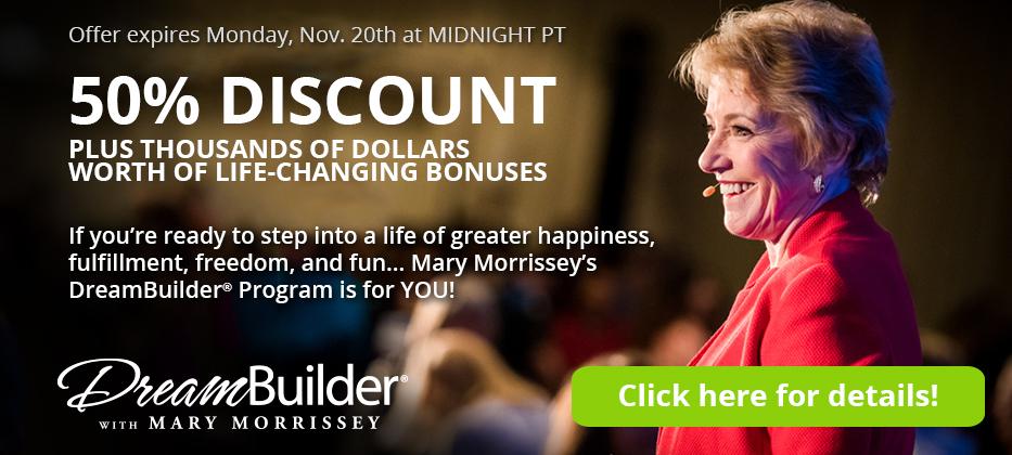 Watch the DreamBuilder Summit Replay!