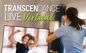 TranscenDance Live Virtual